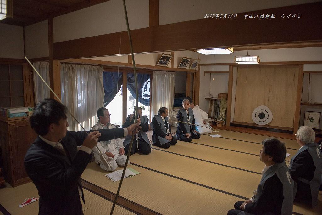 20170211 中山八幡神社 ケチエン (2)