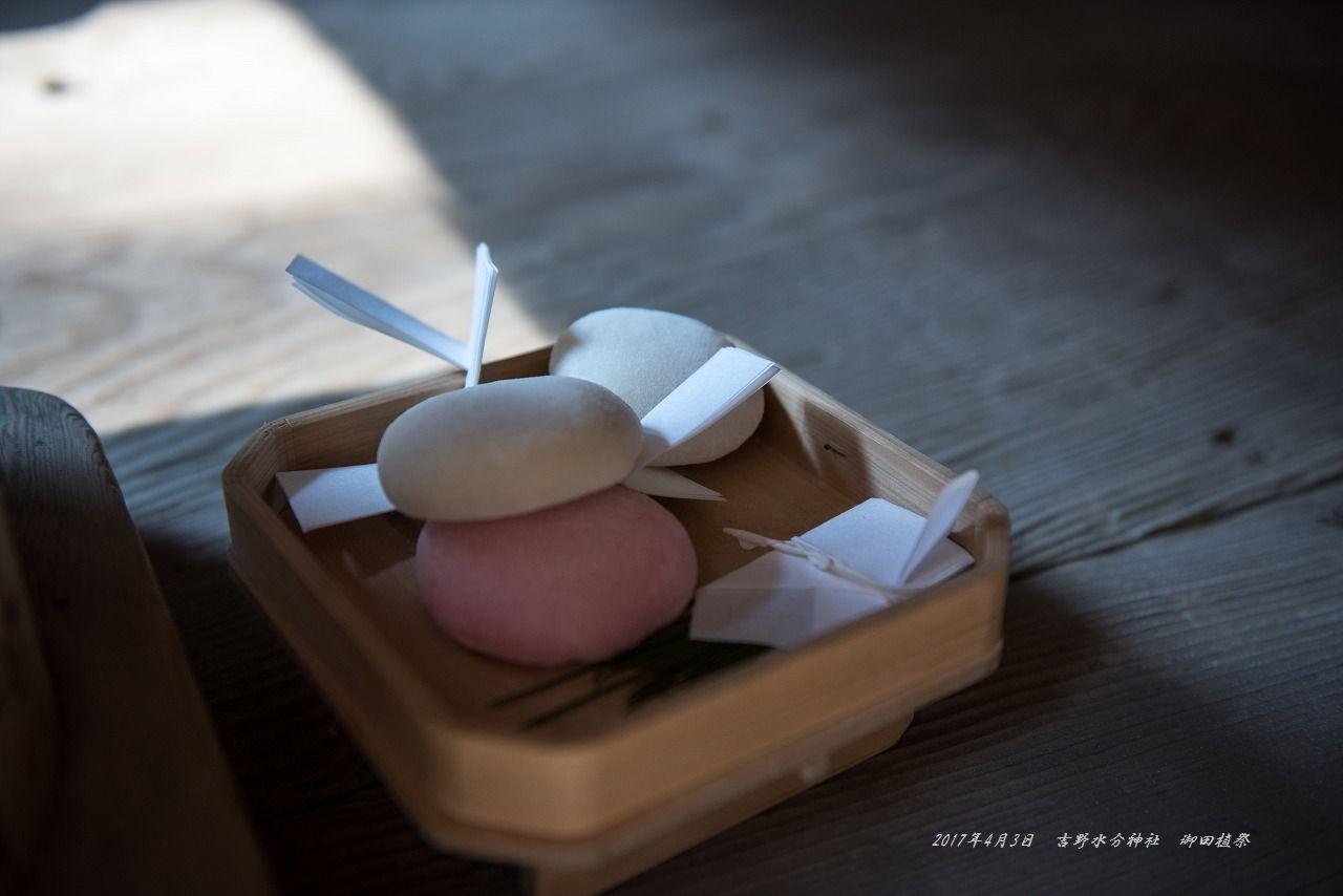 201704 吉野水分神社 御田植祭 (1)