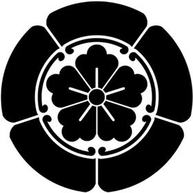 五瓜に唐花紋 - コピー