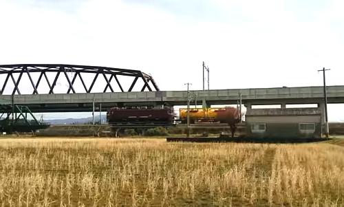 タンク車ED76