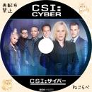 CSI:サイバー ラベルbd
