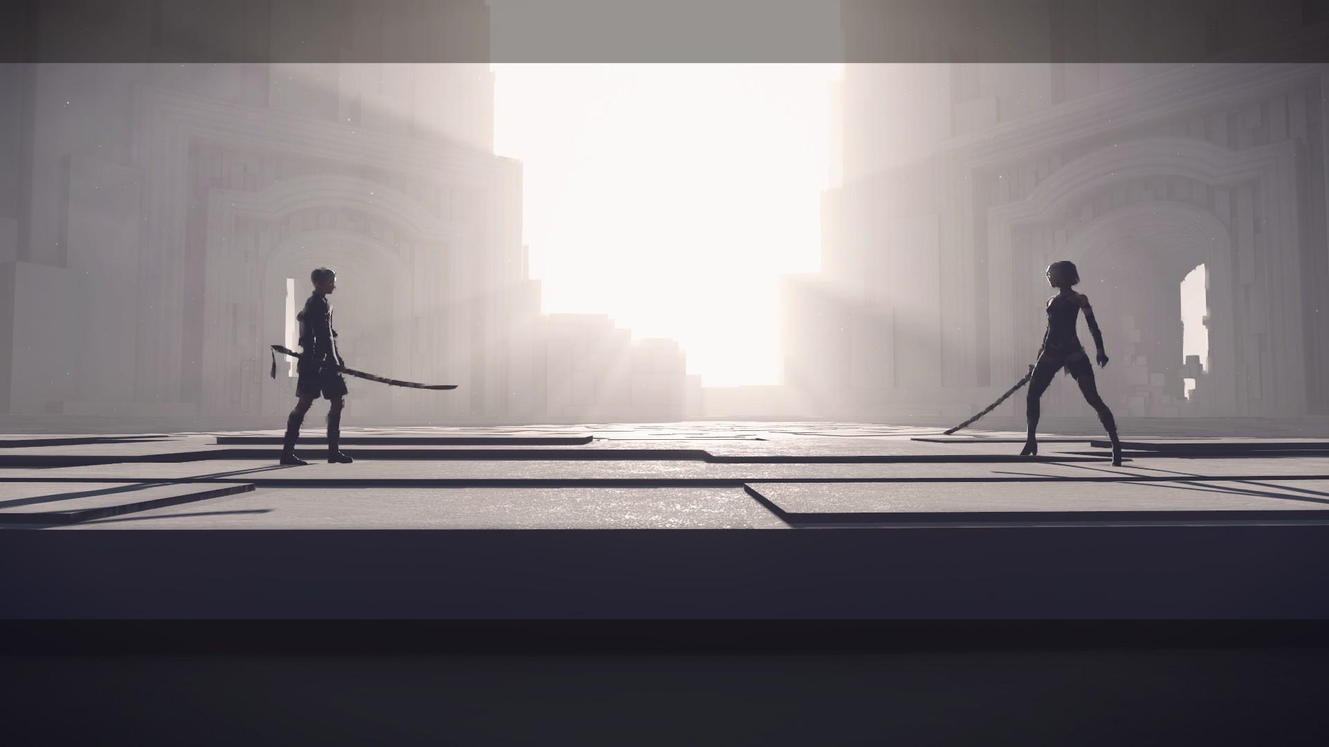 [PCゲーム]NieR:Automata4
