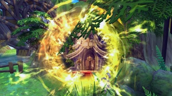 基本無料のハンティングアクションRPG『ハンターヒーロー』 最新のレジェンドアクセサリーを手に入れよう♪郊外ダンジョン「天涯の大地」を実装…‼