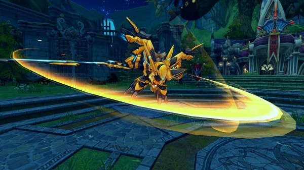 基本無料のハンティングアクションRPG『ハンターヒーロー』 2人の竜王がラヴァ要塞を襲う!討伐クエスト「襲来せし竜王の宴」の実装を決定…‼ 無料PCオンラインゲーム情報