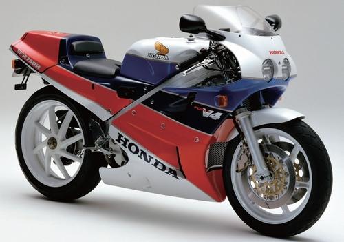 Honda RC30 5