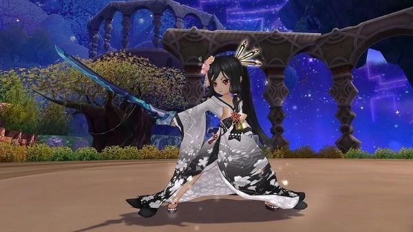 基本プレイ無料のアニメチックファンタジーオンラインゲーム『幻想神域』 優雅な和風衣装「花魁雅」が新登場~!人気星霊や装備一式がもらえる新規登録キャンペーン&カムバックキャンペーンも♪ 新作オンラインゲ
