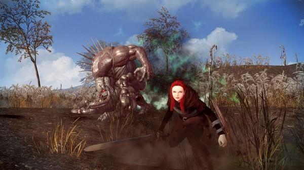 基本プレイ無料のリアルアクションオンラインゲーム『マビノギ英雄伝』 アップデート「インタールード 女神の呼び声」を実装したよ~!!モーションシステムの追加も実施~♪ 新作オンラインゲーム情報EX
