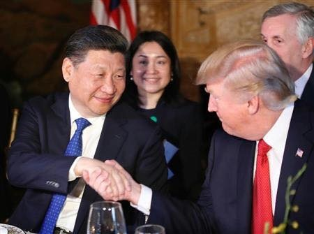 韓国は中国の一部だったと話し合う両者