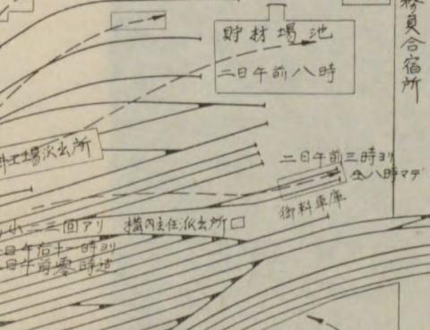 鉄道震害調査書大正12年補遺164コマ拡大