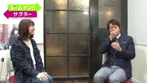 【動画】 声優特集 ズームインサタデー (02/18)