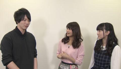 TVアニメ「賭ケグルイ」キャスト解禁コメント映像