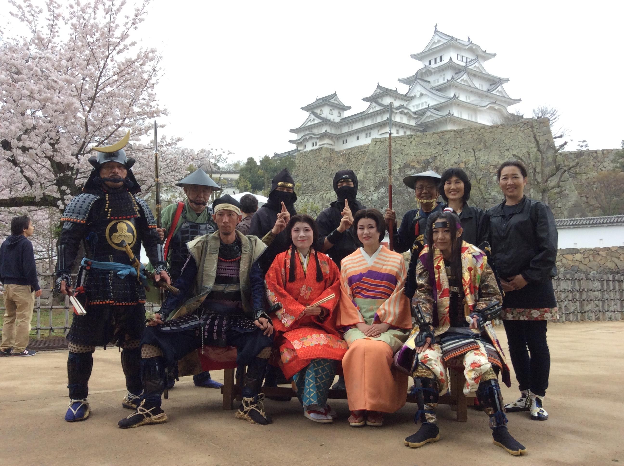 4月8日観桜会
