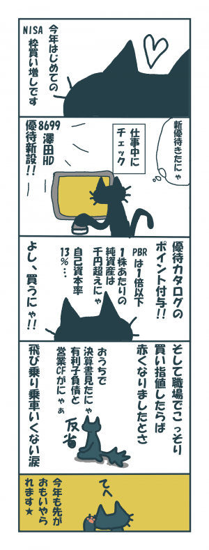 澤田HD購入