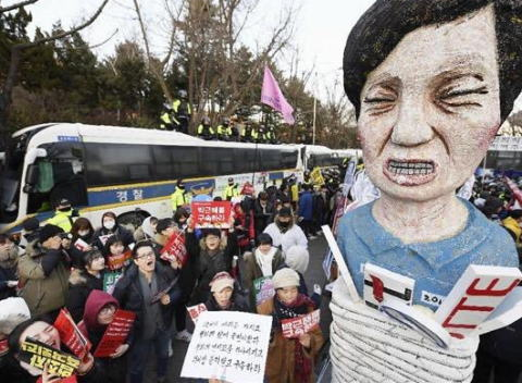 朴槿恵 弾劾 罷免 文在寅 慰安婦合意 最終的且つ不可逆的な解決