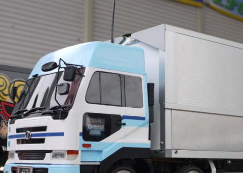 トラック ルーフ キャブ キャビン 秘密基地 車中泊 キャンピングカー