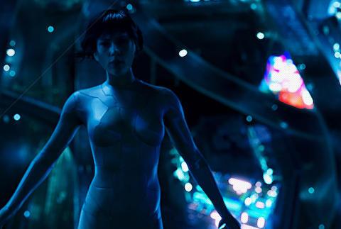 スカーレット・ヨハンソン ゴースト・イン・ザ・シェル 攻殻機動隊 実写化 映画 ビートたけし