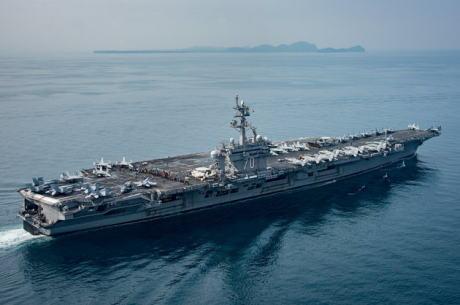 北朝鮮 米軍 空母 機動部隊 金正恩 朝鮮半島 ミサイル 核 機密 陽動
