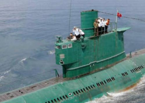 北朝鮮 潜水艦 SLBM 核実験 ミサイル 自衛隊 演習