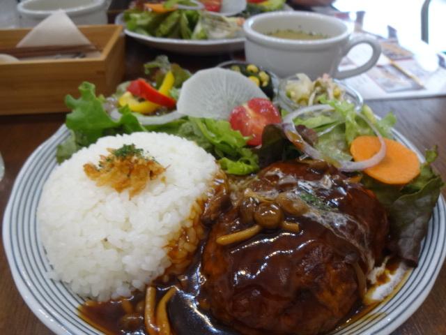 ランチ豆腐