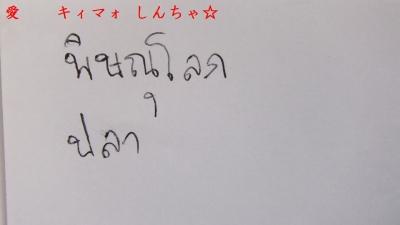 Soi 6 バーちゃん11