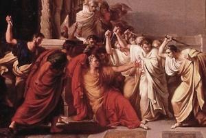 カエサル暗殺