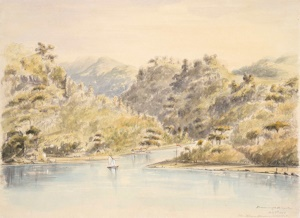 19世紀のエロマンガ島