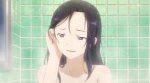 佐藤先生入浴シーン