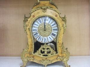 アンティーク調置時計