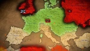 版図を拡大すると敵が増える帝国