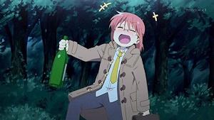 悪酔いした小林さん