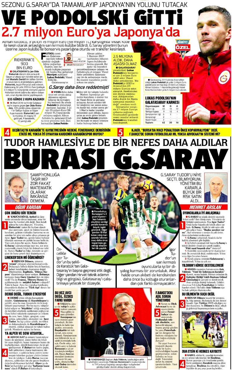Lukas Podolski Vissel Kobeye gitmek için yönetimi ikna etti