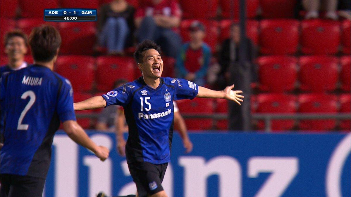 【豪州の反応】「強すぎる」ガンバ大阪、豪州王者アデレードに3ゴール快勝!(ACL)