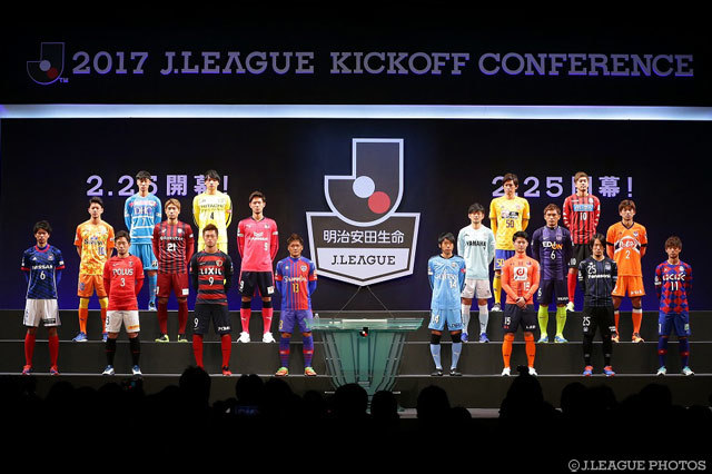 j league prediction 2017