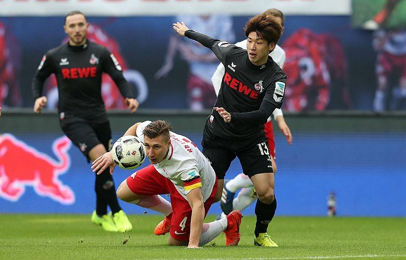 Yuya Osako scored both home and away against Leipzig