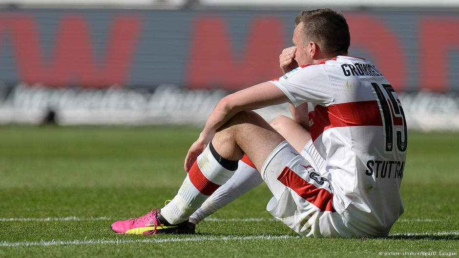 VfB sack #Grosskreutz after late-night punch up