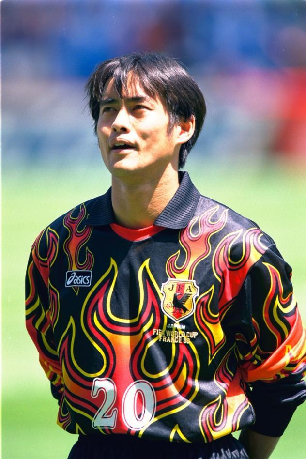 japan keeper jersey from 1998
