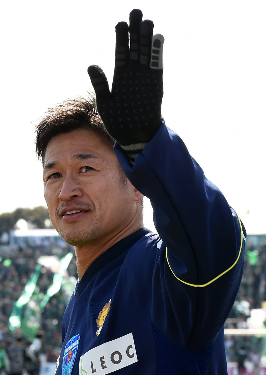 Kazu Miura has surpassed Sir Stanley Matthews legendary longevity, playing in a professional match aged 50 years 7 days