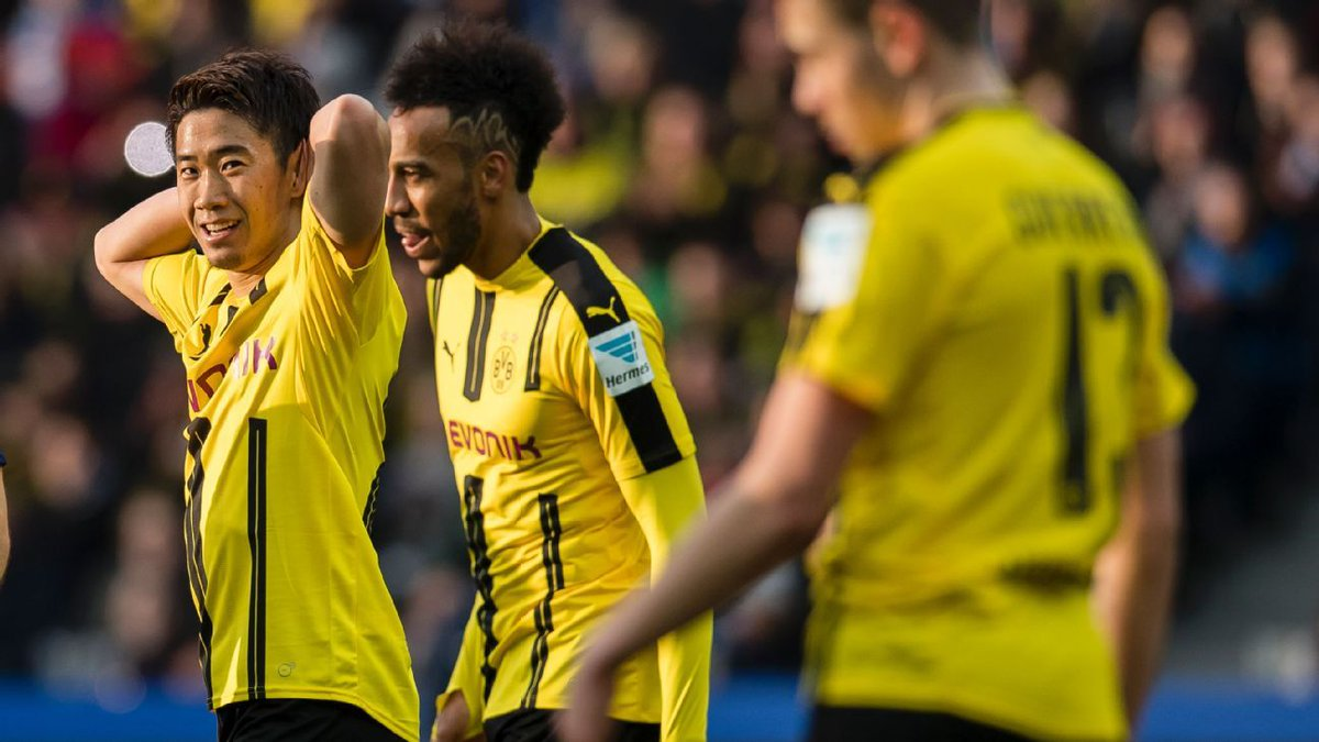 Shinji Kagawa impressive but poor defending dooms Dortmund to defeat