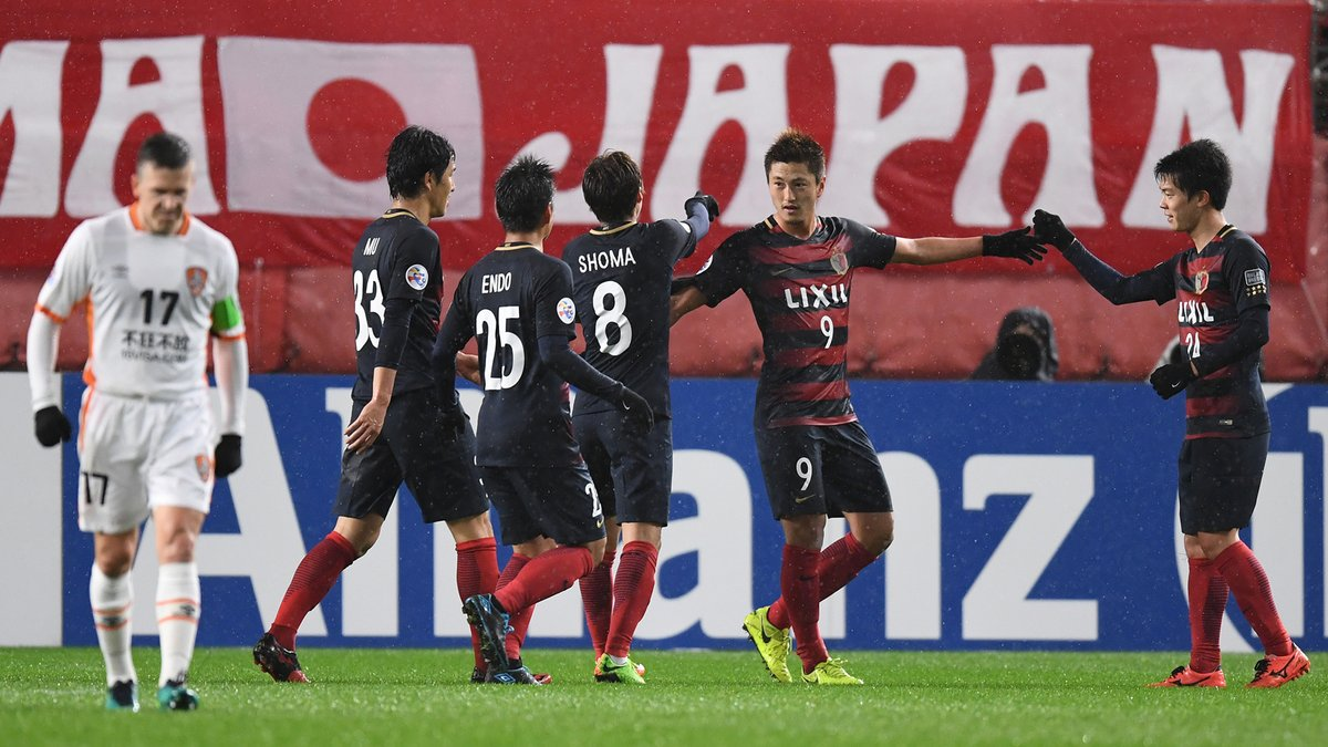 Kashima Antlers dish out another Asian Champions League hammering to Brisbane Roar