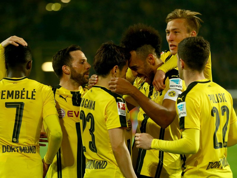 Kagawa rewarded for blistering form with goal vs hsv