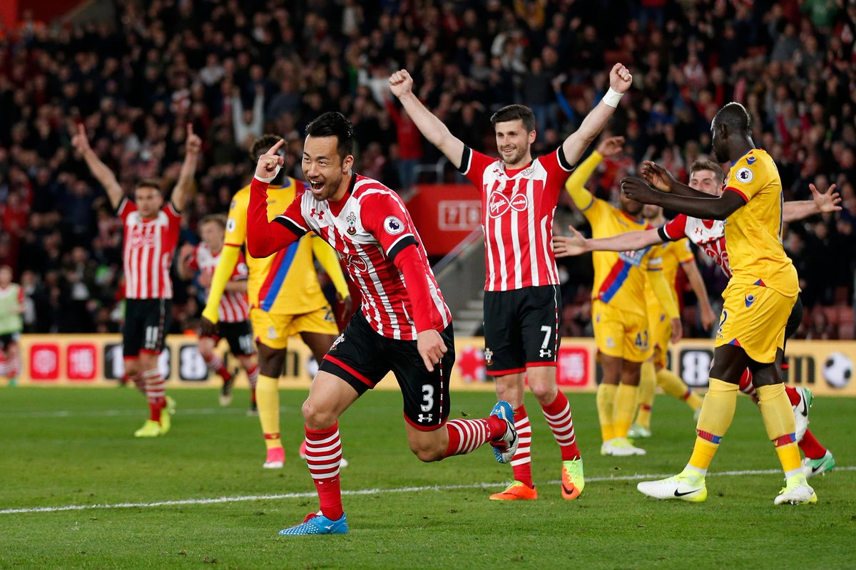 Puels mean seal victory thanks to goals from Ward-Prowse, Yoshida and Redmond