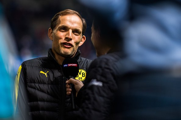 Tuchel 2017 from the press conference