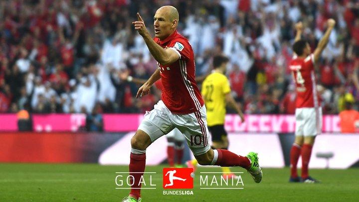 FIM DE JOGO! Bayern 4x1 Dortmund
