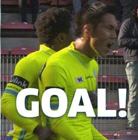 Kubo laat AA Gent nog steeds dromen van de tite