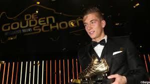 Winner gouden schoen