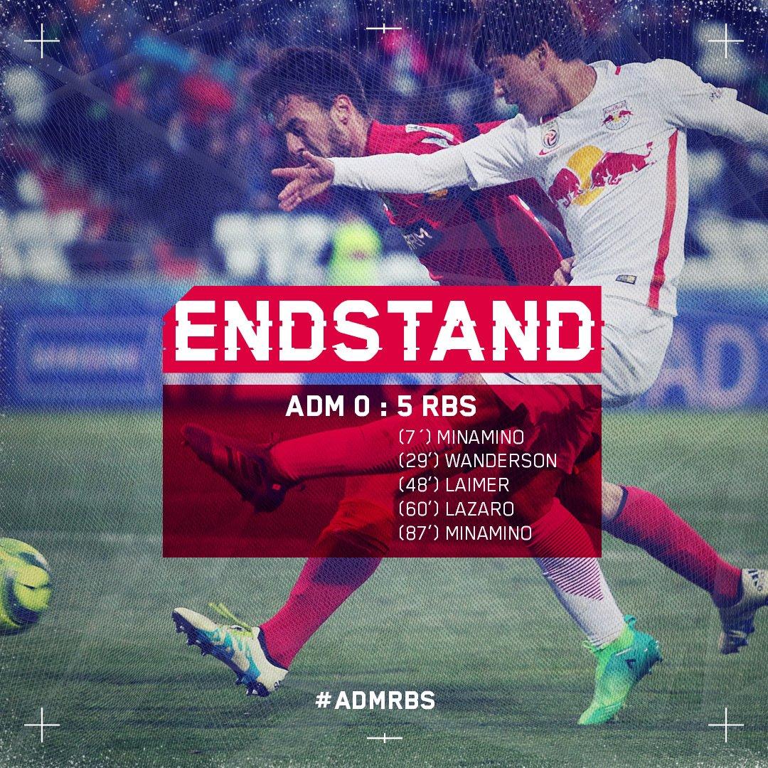 minamino takumi 2 goals 5_0 gegen Admira Salzburg wieder im Finale