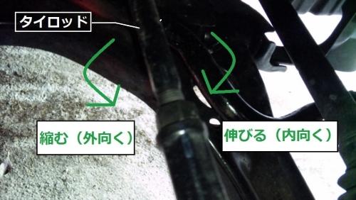 タイロッド調整b (3)2