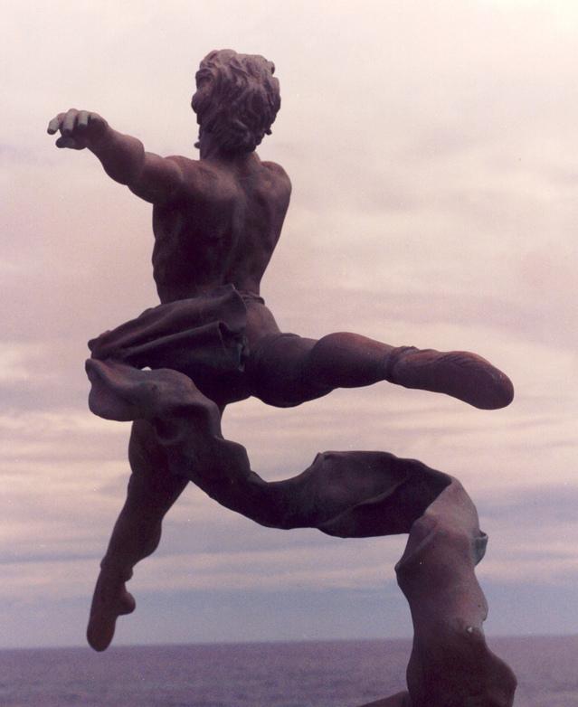 ダンス 舞踏 躍動感