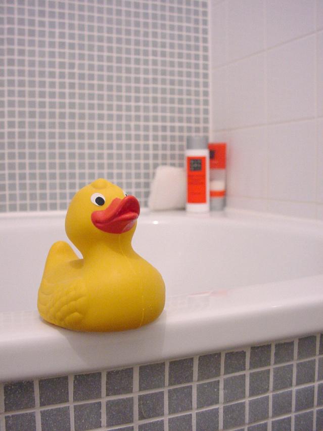 浴室 アヒル バスルーム