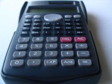 電卓 分析 計算